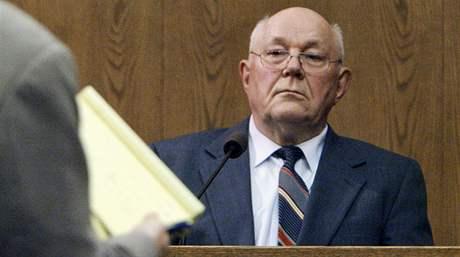 Někdejší nacistický dozorce John Demjanjuk