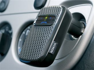 Bluetooth handsfree do zapalovače Nokia HF33W