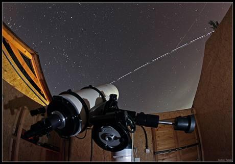 Astronomický snímek dne z 2. dubna 2009