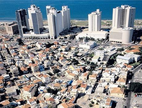 Tel Aviv právě slaví 100 let.