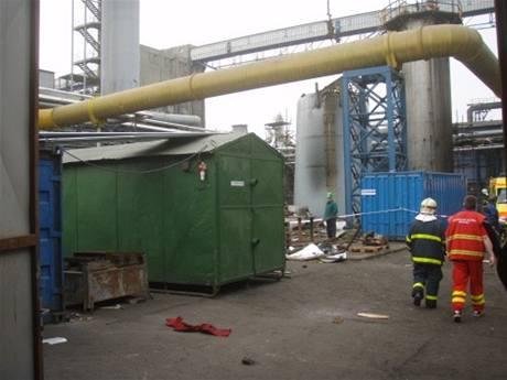 Výbuch v Koksovně Svoboda v Ostravě-Přívoze (9. dubna 2009)