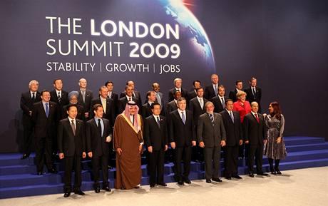 Summit skupiny G20.