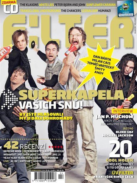 Filter - duben 2009 (aktuální číslo)