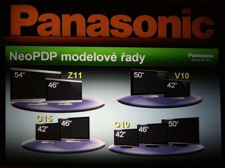 Panasonic novinky 2009