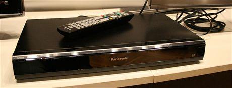Panasonic novinky 2009 - set-top box pro NeoPDP televizi Z11