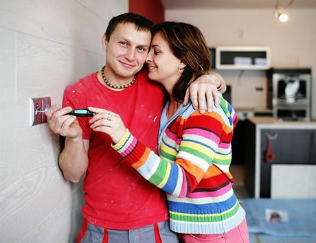 Libor s Martinou jsou po téměř patnáctiletém manželství skvěle sehraná dvojice