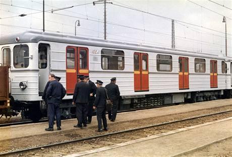 Ečs - Krč 16.10. 1973