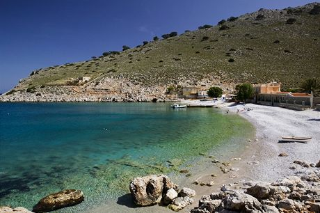 Řecko, ostrov Symi
