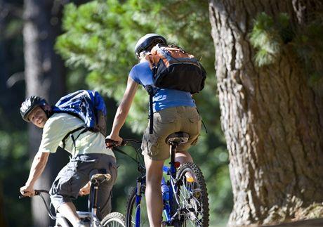 Cyklisté - ilustrační foto