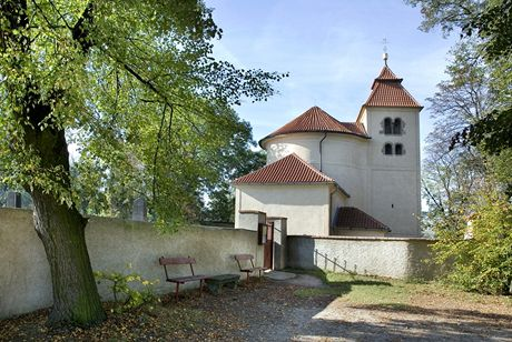 Budeč, Rotunda sv. Petra a Pavla