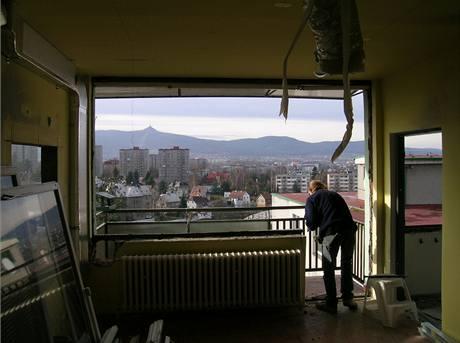 Rekonstrukce panelákového bytu 3+1