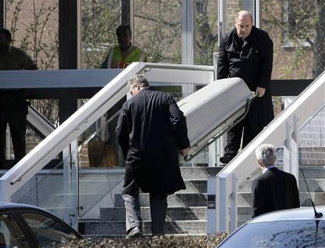 Střelba v budově soudu v německém Landshutu