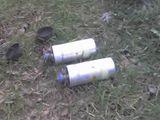 Policie v Přerově našla zápalné lahve ukryté neonacisty
