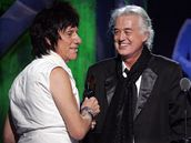 Rockandrollová síň slávy 2009: Jeff Beck a Jimmy Page
