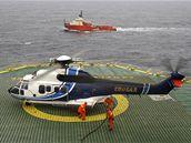 Vrtulník typu Super Puma