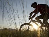 Cyklista - ilustrační foto