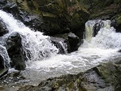 Hvížďalské vodopády