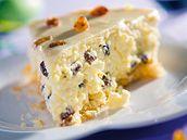 Cheesecake s rozinkami