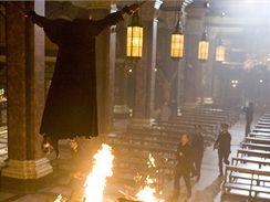 Z filmu Andělé a démoni