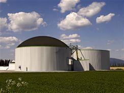 Bioplynová stanice v praxi.