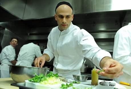Sam Kass, kuchař z Bílého domu