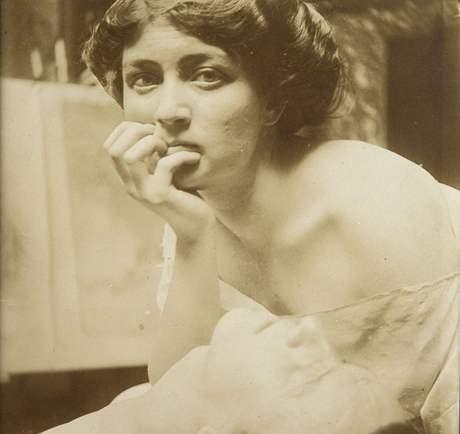 Alfons Mucha; fotografie