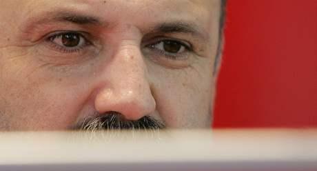 Richard Novák při on-line iDNES.cz