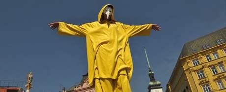 Dny proti žloutence v Brně
