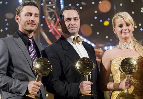 TýTý 2008 - Petr Vondráček, Martin Dejdar a Iveta Bartošová