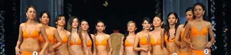 V Hodoníně zvolili Miss Roma 2009. Stala se jí dvacetiletá kadeřnice Aneta Kančiová z Chomutova