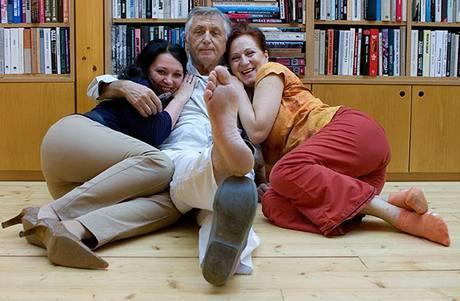 Letní shakespearovské slavnosti - Eva Režnarová, Jiří Menzel a Simona Stašová