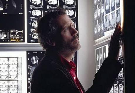 Hugh Laurie - seriál Dr. House
