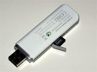 USB modemy pro mobilní připojení k internetu
