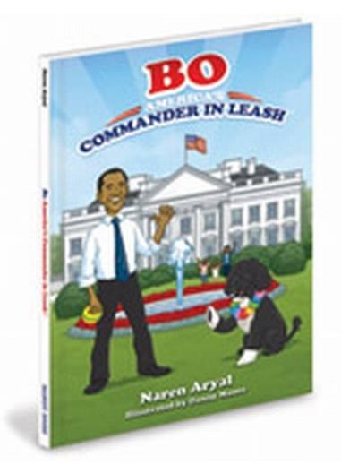 Titulní stránka nové knihy o BO