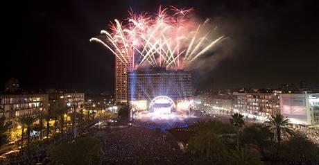 Tel Aviv slaví 100 let.