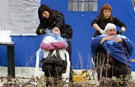 Italský kraj Abruzzo se po zemětřesení vzpamatovává jen pomalu