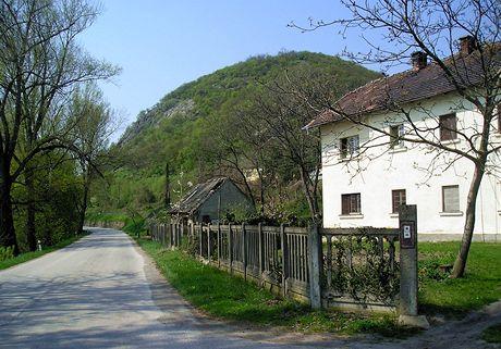 Slovensko, pohoří Burda