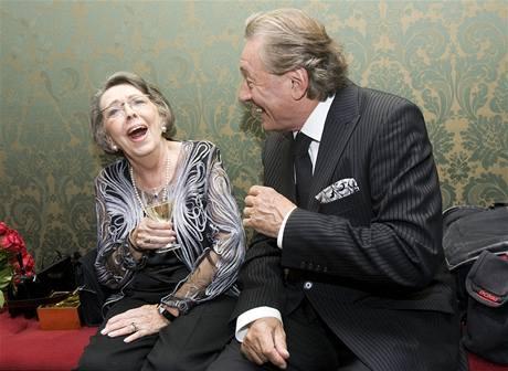 TýTý 2008 - Jiřina Jirásková a Karel Gott