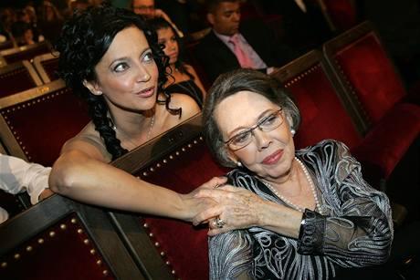 TýTý 2008 - Jiřina Jirásková a Lucie Bílá