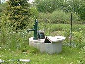Studna pro zalévání