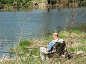 Rybáři kolem Branova