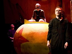Z představení Vojcek