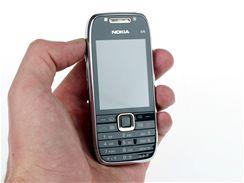 Nokia E75 - fotografie přístroje