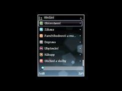 Nokia E75 - displeje (zábava)