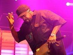 Ice Cube při pražském vystoupení