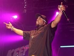 Ice Cube p�i pra�sk�m vystoupen�