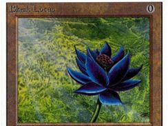 Black Lotus, podle Guinessovy knihy rekordů nejdražší hrací karta na světě