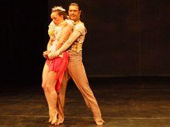 Foto z představení Posedlost
