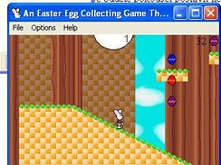 An Easter Egg Collecting Game That's Kind of Cool