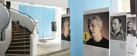 Výstava českého designu v brněnském hotelu Avion
